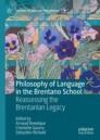 Philosophy of Language in the Brentano School