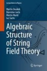 Algebraic Structure of String Field Theory