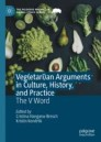 Veg(etari)an Arguments in Culture, History, and Practice