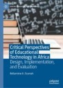 Critical Perspectives of Educational Technology in Africa
