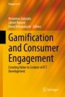 Gamification and Consumer Engagement