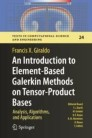 An Introduction to Element-Based Galerkin Methods on Tensor-Product Bases