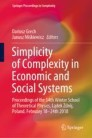 Simplicity of Complexity in Economic and Social Systems