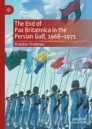 The End of Pax Britannica in the Persian Gulf, 1968-1971