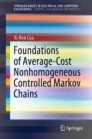 Foundations of Average-Cost Nonhomogeneous Controlled Markov Chains