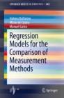 Regression Models for the Comparison of Measurement Methods
