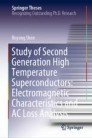 Study of Second Generation High Temperature Superconductors: Electromagnetic Characteristics and AC Loss Analysis