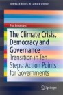The Climate Crisis, Democracy and Governance