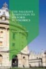 The Palgrave Companion to Oxford Economics