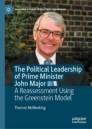 The Political Leadership of Prime Minister John Major