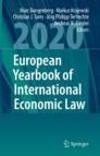 European Yearbook of International Economic Law 2020