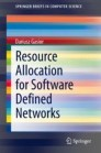 Resource Allocation for Software Defined Networks