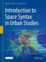Introduction to Space Syntax in Urban Studies
