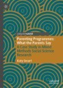 Parenting Programmes: What the Parents Say