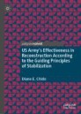 US Army's Effectiveness in Reconstruction According to the Guiding Principles of Stabilization