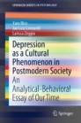 Depression as a Cultural Phenomenon in Postmodern Society