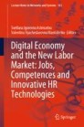 Digital Economy and the New Labor Market: Jobs, Competences and Innovative HR Technologies