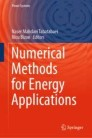 Numerical Methods for Energy Applications