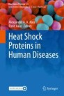 Heat Shock Proteins in Human Diseases
