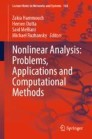 Nonlinear Analysis: Problems, Applications and Computational Methods