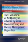 The Evaluation of Air Quality in Albania by Moss Biomonitoring and Metals Atmospheric Deposition