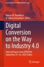 Digital Conversion on the Way to Industry 4.0