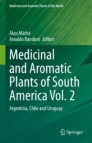 Medicinal and Aromatic Plants of South America Vol.  2
