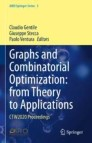 Graphs and Combinatorial Optimization: from Theory to Applications