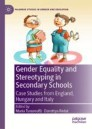 Gender Equality and Stereotyping in Secondary Schools