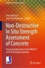 Non-Destructive In Situ Strength Assessment of Concrete
