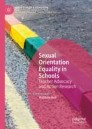 Sexual Orientation Equality in Schools