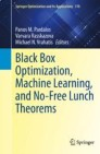 Black Box Optimization, Machine Learning, and No-Free Lunch Theorems