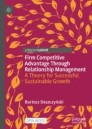 Firm Competitive Advantage Through Relationship Management