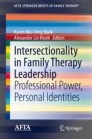 Intersectionality in Family Therapy Leadership