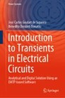 Introduction to Transients in Electrical Circuits