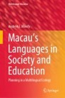 Macau's Languages in Society and Education
