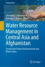 Water Resource Management in Central Asia and Afghanistan