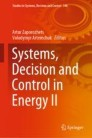 Systems, Decision and Control in Energy II