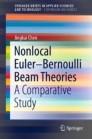 Nonlocal Euler–Bernoulli Beam Theories