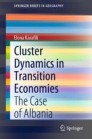 Cluster Dynamics in Transition Economies
