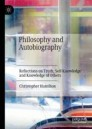 Philosophy and Autobiography