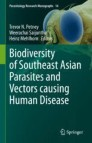 Biodiversity of Southeast Asian Parasites and Vectors causing Human Disease