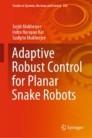 Adaptive Robust Control for Planar Snake Robots