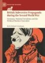 British Subversive Propaganda during the Second World War