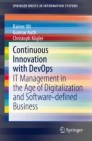 Continuous Innovation with DevOps