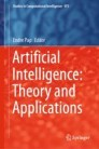 Artificial Intelligence: Theory and Applications