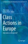 Class Actions in Europe