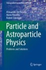 Particle and Astroparticle Physics