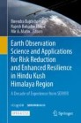 Earth Observation Science and Applications for Risk Reduction and Enhanced Resilience in Hindu Kush Himalaya Region