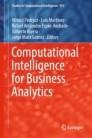 Computational Intelligence for Business Analytics